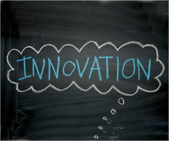 Innovation Chalkboard - Missy Schmidt