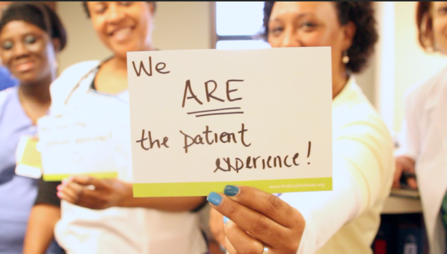 We are the Patient Experience 2